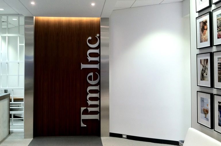 Time Inc Corporate ID