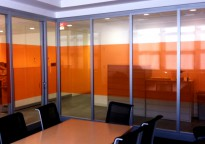 The CDM Group Conference Room Vinyl