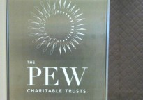 Pew Corporate ID Logo