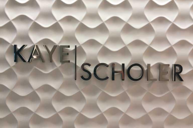 Kay Scholer Corporate ID