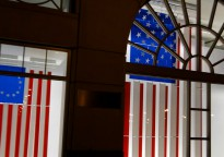 PEW American Flag