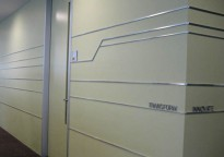 Duke Energy Wall Mounted Bars