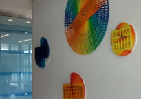 VISA Wall Graphics