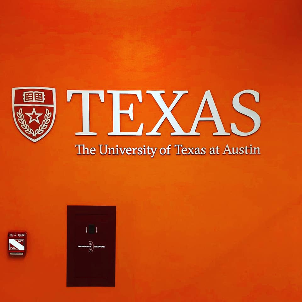 University of Texas Corporate Logo