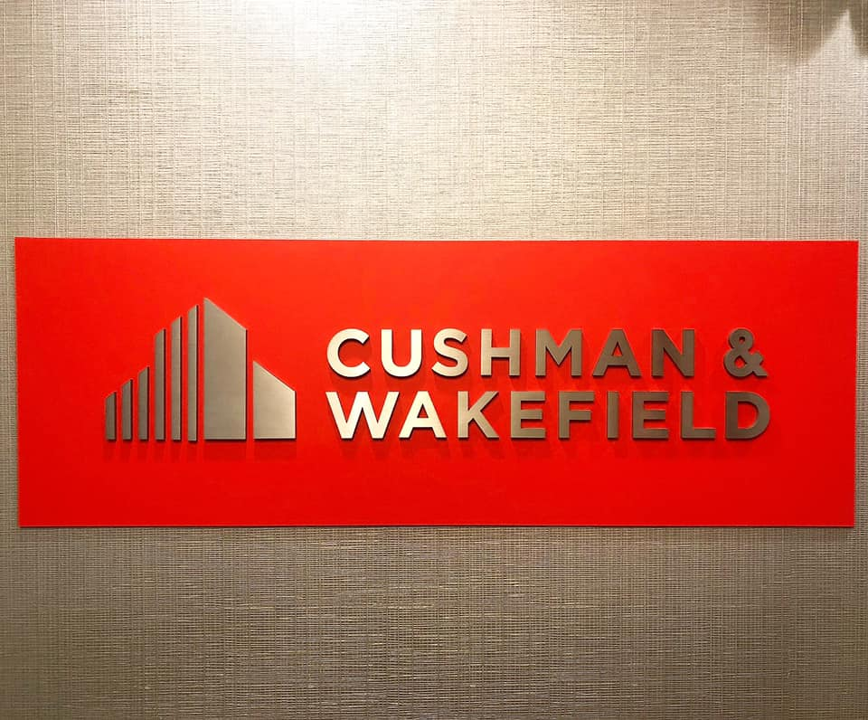 Cushman & Wakefield Corporate Logo