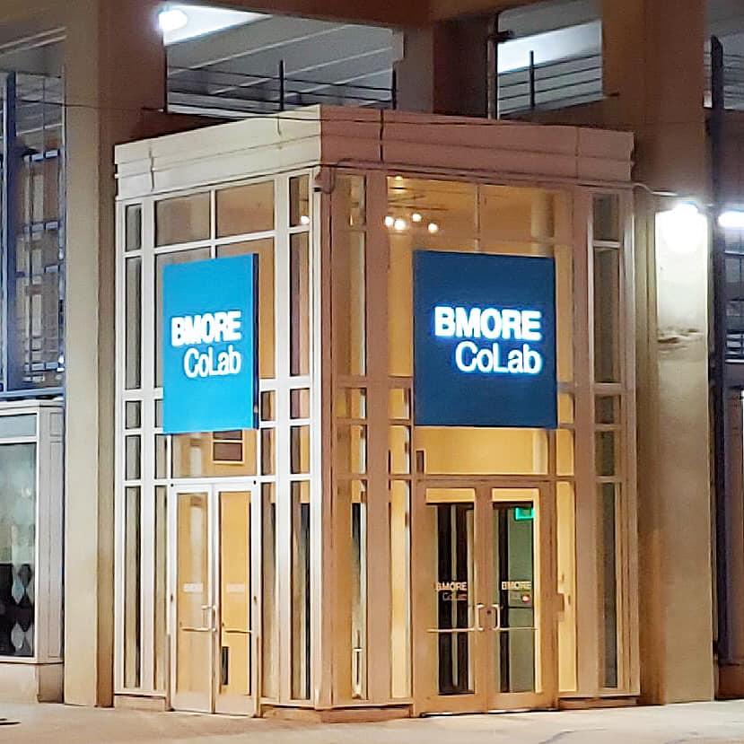 T. Rowe Price BMore CoLab Exterior Signage