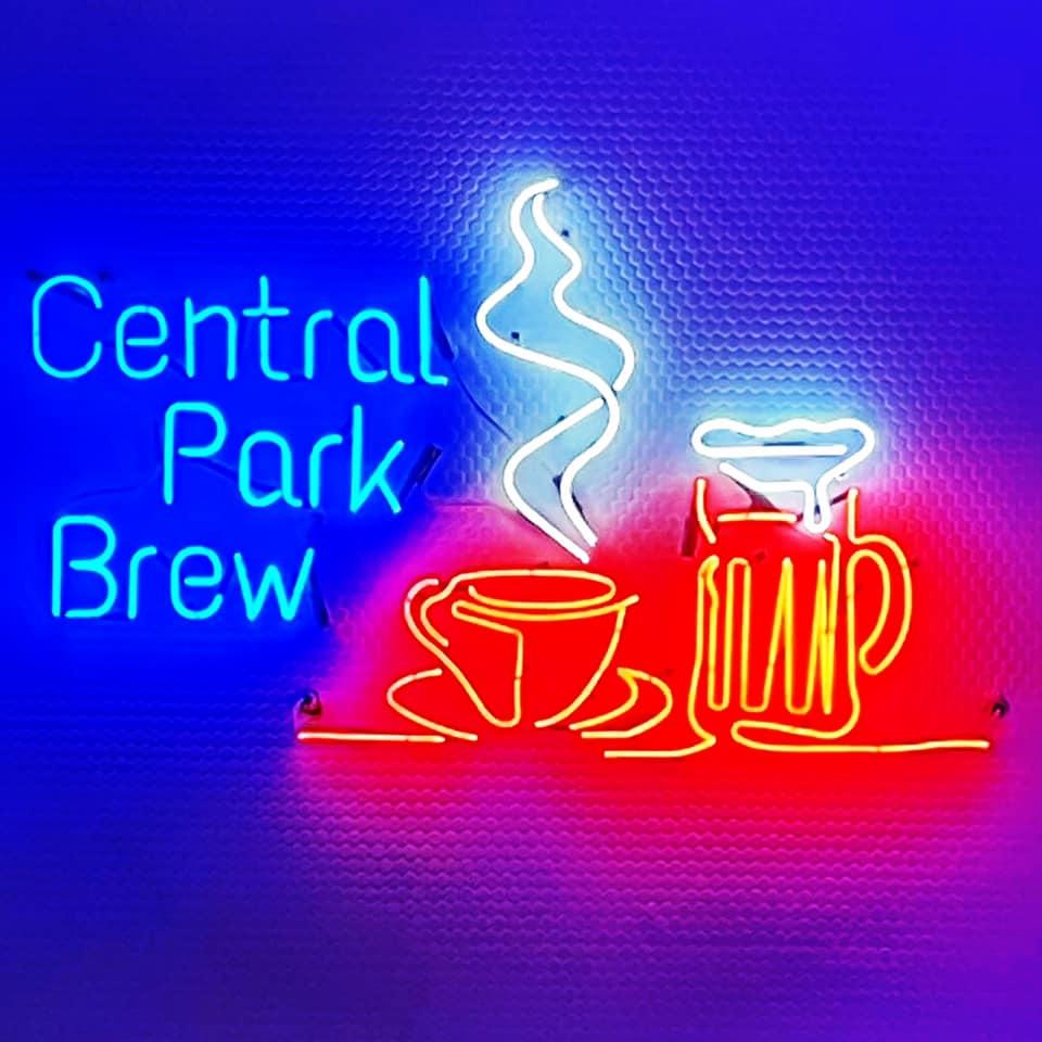 Central Park Brew Neon ID