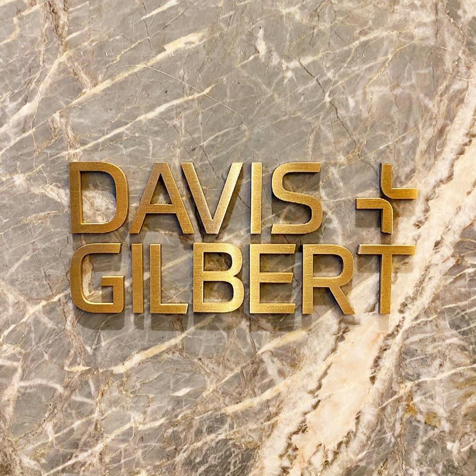 Davis & Gilbert Corporate ID