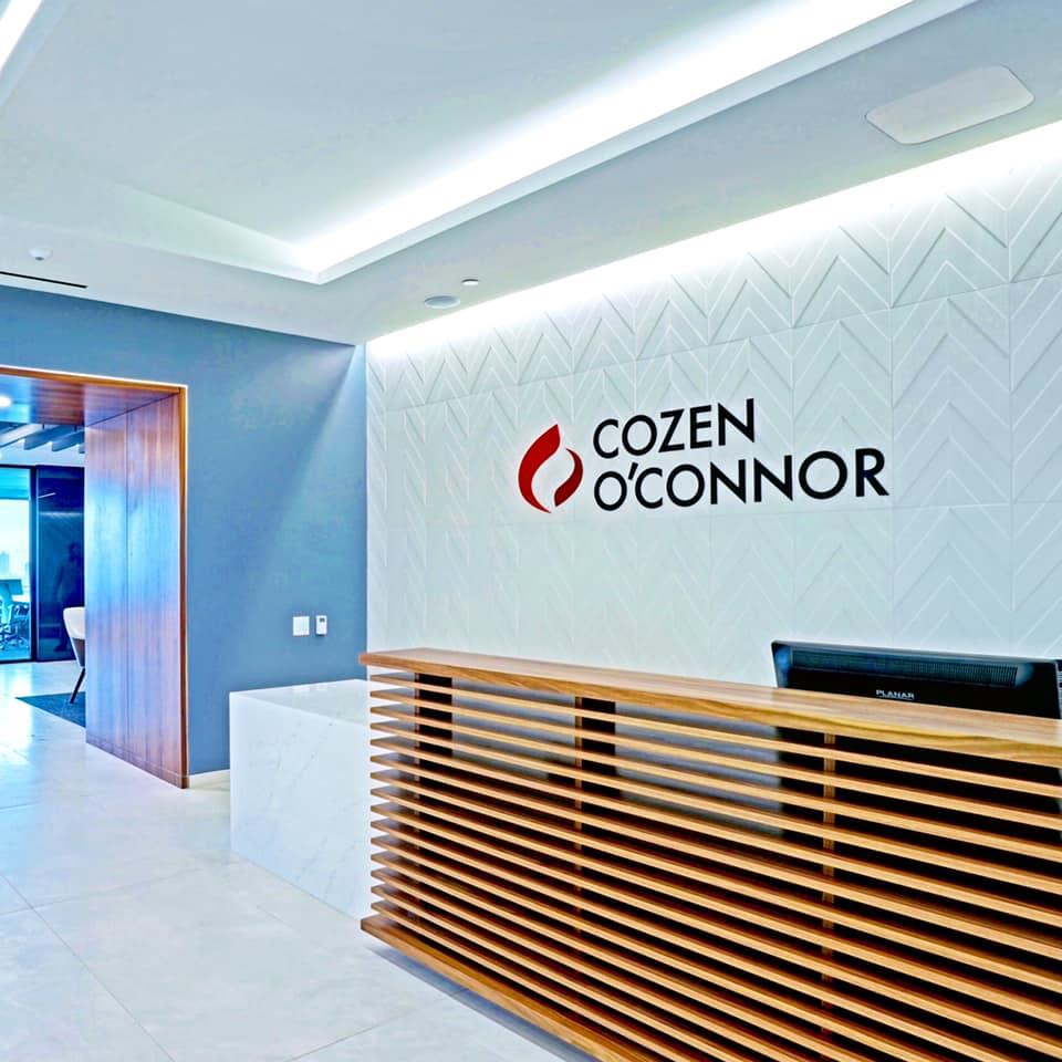 Cozen O'Connor Reception ID